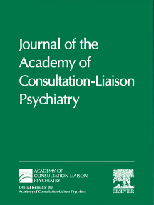 Psychosomatics journal cover