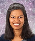 Priya Gopalan, co-chair of the Womens Health SIG